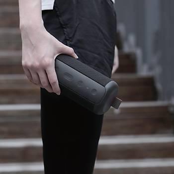 Hakii Cheer Ipx7 Su Geçirmez Taþýnabilir Bluetooth Hoparlör Siyah