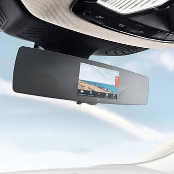 Xiaomi Yi Mirror Dikiz Aynası 1080P Ön ve Arka Araç Kamerası