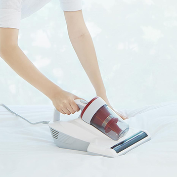 Jimmy JV11 Mini  Anti-Mite Vacuum Cleaner Süpürge (Jimmy Türkiye Distribütör Garantili)