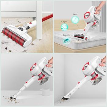 Jimmy JV51 Handheld Vacuum Cleaner Dikey Þarjlý Süpürge (Jimmy Türkiye Distribütör Garantili)