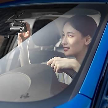 Xiaomi Mi Drive D02 70mai Pro Mikrofonlu WiFi 1080P Araç Kamerasý