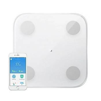Xiaomi Mi Body Composition Scale 2 Yað Ölçer Akýllý Tartý Baskül