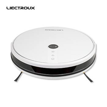 Liectroux C30B Mop Vacuum Cleaner Akýllý Robot Süpürge Beyaz ( Distribütör Garantili )