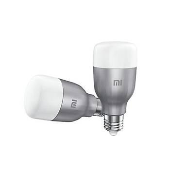 Xiaomi Mi Led Smart Bulb - Akýllý LED Ampul (Ýkili Set)