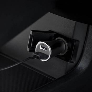 Xiaomi Mi Car Charger Pro Dual Usb Araç Ýçi 37W Hýzlý Þarj Cihazý