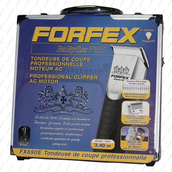 FORFEX FX-690E ELEKTRÝKLÝ SAÇ KESÝM MAKÝNESÝ 35 WATT