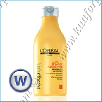 LOREAL SERIE EXPERT SOLAR SUBLIME ŞAMPUAN 500 ML.
