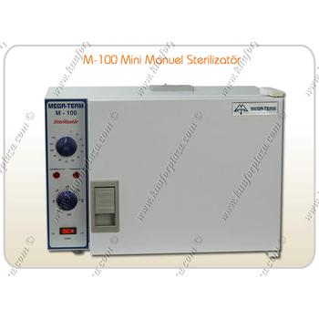 MEGATERM M-100 KURU HAVA STERÝLÝZATÖRÜ