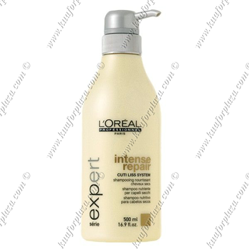 LOREAL SERIE EXPERT INTENSE REPAIR ÞAMPUAN 500 ML.