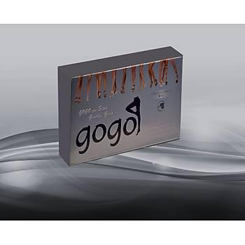 GOGO KALIP AĞDA SİLVER 500 GR.
