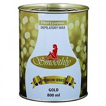 SMOOTHLY GOLD KONSERVE AÐDA 800 ML.