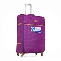 IT LUGGAGE KUMAŞ 3'LÜ VALİZ SETİ FUŞYA 2262