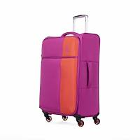 IT LUGGAGE ORTA BOY KUMAŞ VALİZ FUŞYA 2152