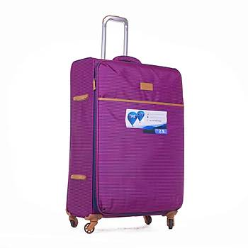 IT LUGGAGE BÜYÜK BOY KUMAÞ VALÝZ FUÞYA 2262