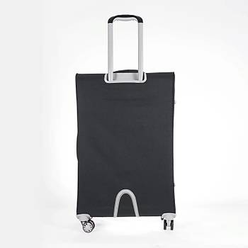 IT LUGGAGE ORTA BOY KUMAÞ VALÝZ SÝYAH 2148