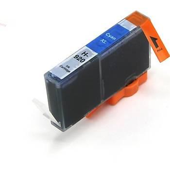 HP 920XL Muadil Mavi Kartuþ CD972A