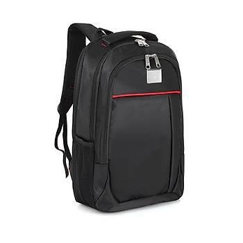 DeepBlue 15,6 inç Notebook Laptop Sýrt Çantasý Dp-500