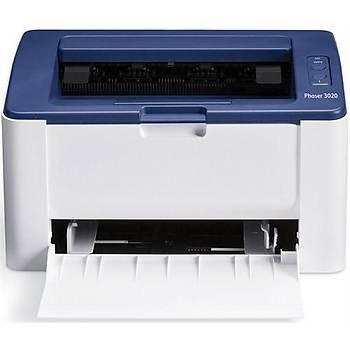 Xerox Phaser 3020 Wi-Fi Mono Lazer Yazýcý