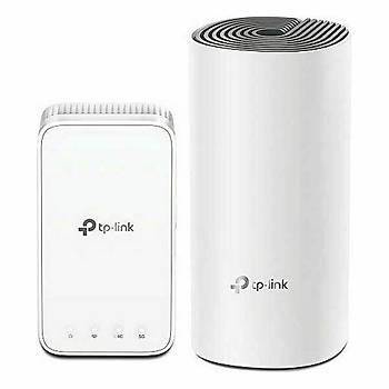 TP-Link Deco E3 AC 1200 Mbps Mesh Tüm Ev Wi-Fi Sistemi Dual Band 2Adet