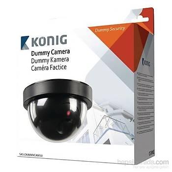 König SAS-DUMMYCAM50 Caydýrýcý Taklit Ýç mekan Dome Camera