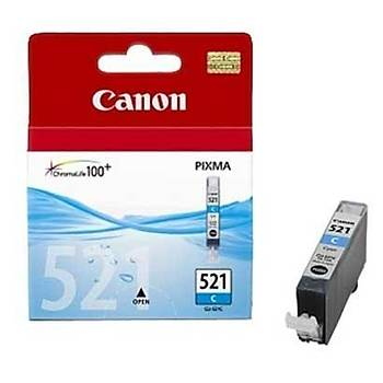 Canon CLI-521C IP3600, Mp260, Mx860 Mavi Kartuþ