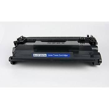 Hp CF287A 87A Muadil Siyah Toner MFP M527 Pro M501