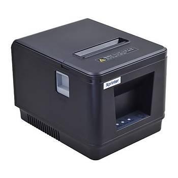 Xprinter XP-Q600 USB+Ethernet Termal Fiþ Yazýcý