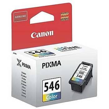 Canon CL-546 Mg-2550 Mg-2450 Renkli Kartuþ Orjinal