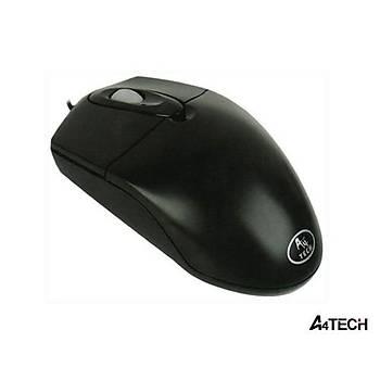 A4 Tech OP720 Siyah PS/2 Kablolu Optik Mouse