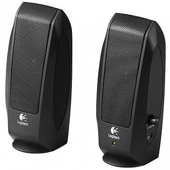 Logitech S120 2.0 Bilgisayar Hoparlörü Speaker