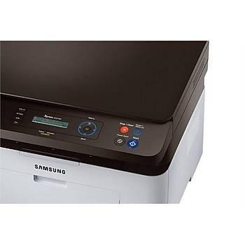 Samsung SL-M2070W Fotokopi + Tarayýcý + Wi-Fi Laser Yazýcý