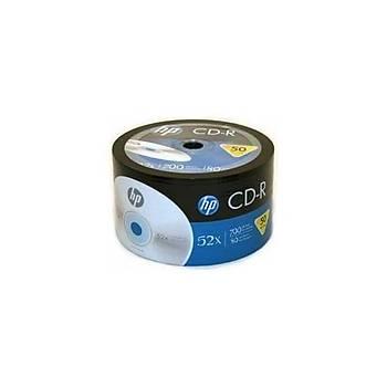 HP 52X 700 MB 80 DK 50 Adet CD-R Boþ Cd
