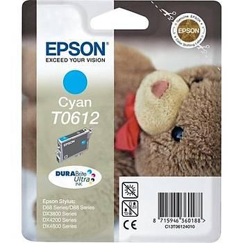 Epson T0612 DX3850, 4250, 4850 Mavi Kartuþ