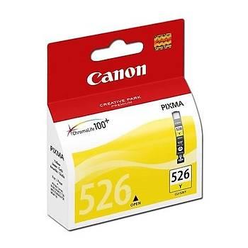 Canon CLI-526Y MG5150, 6150, IP4850 Sarý Kartuþ