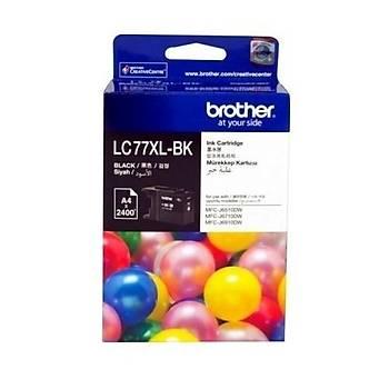 Brother Lc-77xl-Bk MFC-J6510, J6170D, J6910 Siyah Kartuþ