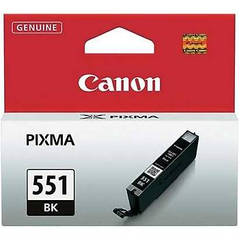 Canon CLI-551BK Mg6350, Mg5450, Ip7250 Siyah Kartuþ