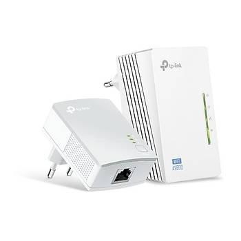 Tp-Link TL-WPA4220Kit 300Mbps Kablosuz Powerline Að Geniþletici