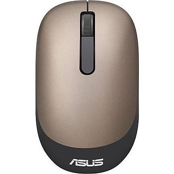 Asus Wt205 Wireless Kablosuz Mouse Notebook Optic Gold