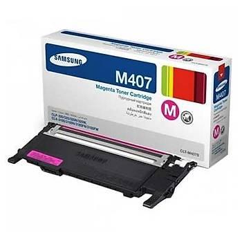 Samsung CLT-M407S Clp-320, 325, 3185 1k Magenta Toner