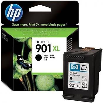 HP CC654AE 901XL J4580, 46244, J4660, 4680 Siyah Kartuþ XL