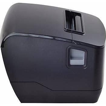 Xprinter XP-Q900 Thermal Fiþ Yazýcý Seri+USB+Ethernet 300 mm/sn203 DPI