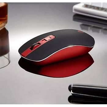 Hp 4NE24PA S4000 Kýrmýzý/Siyah Kablosuz Sessiz Mouse