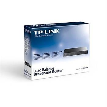 TP-LINK TL-R470T+ GENÝÞ BAND ROUTER