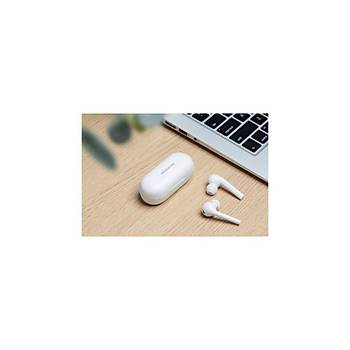 Nillkin FreePods TWS 5.0 Dokunmatik Kulakiçi Beyaz Bluetooth Kulaklýk