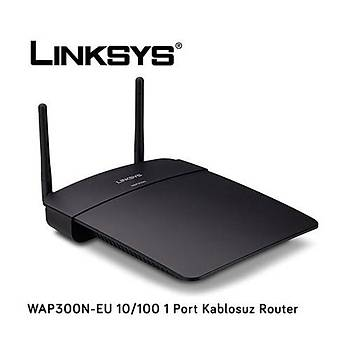 Linksys WAP300N-EU 10/100 1 Port Kablosuz Router