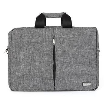 DeepBlue DP-400 15.6 inç Laptop Notebook Evrak Çantasý Gri
