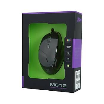Exper M612 4,000 Dpi Gaming Oyuncu Oyun Mouse Iþýklý