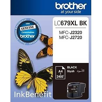 Brother 679XL BK Siyah Kartuþ Orjinal FC-J2720-MFC-J2320