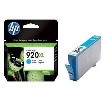 Hp 920XL Mavi Kartuþ CD972A Officejet 6000, 6500, 7000, 7500