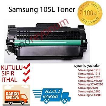 Samsung MLT-105L Scx-4623/4600/Ml-1910/1915 Muadil toner